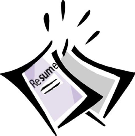 Resume letter examples for students